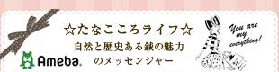 ☆たなこころライフ☆ 自然と歴史ある鍼の魅力のメッセンジャー
